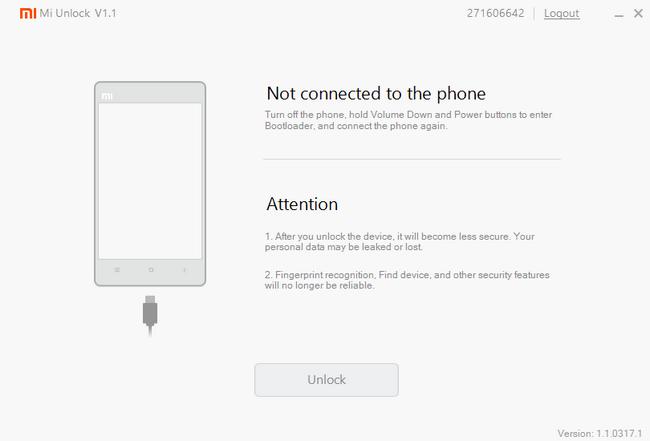 Unlock Xiaomi bootloader - 10
