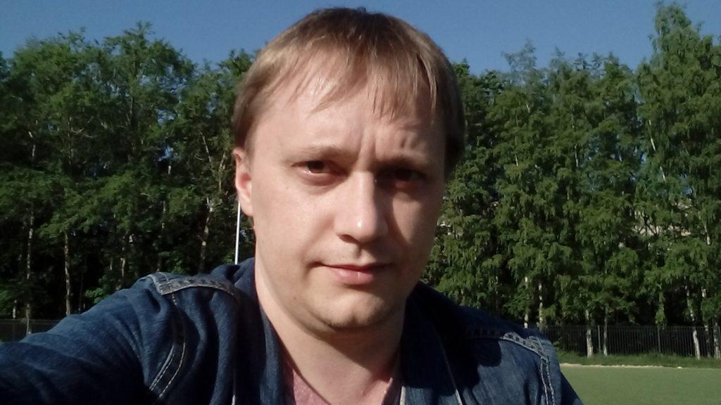 Vernee Thor Review - Selfie