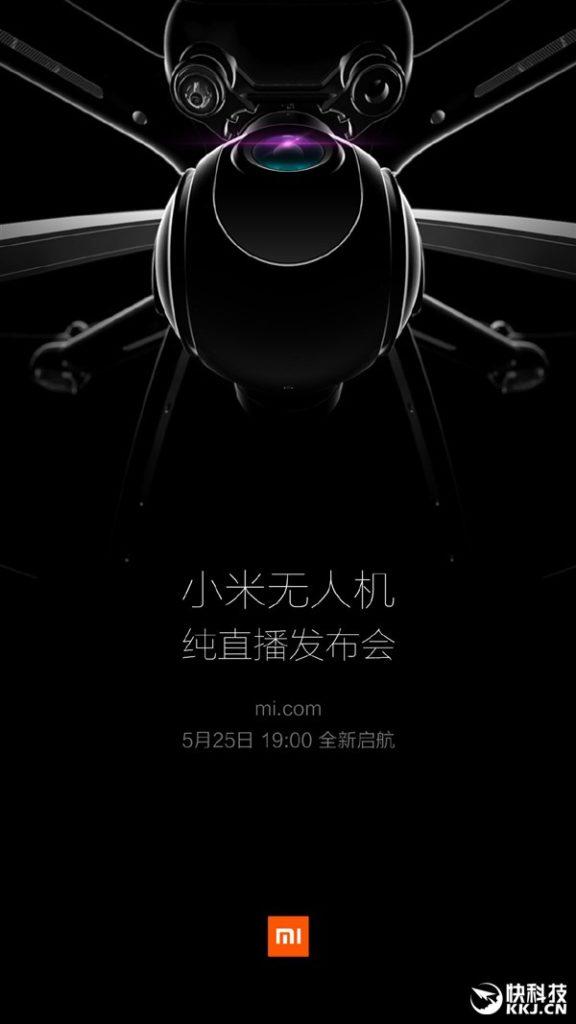 Xiaomi Drone - Tiser 02