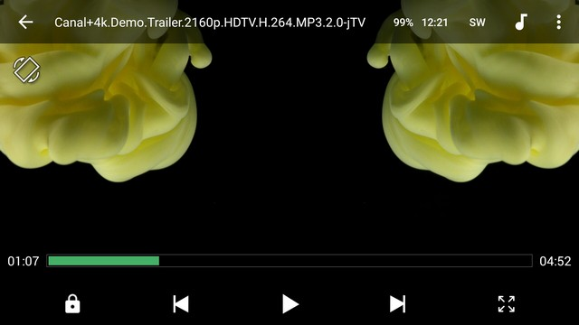 Meizu M3 Note Review - 4K video