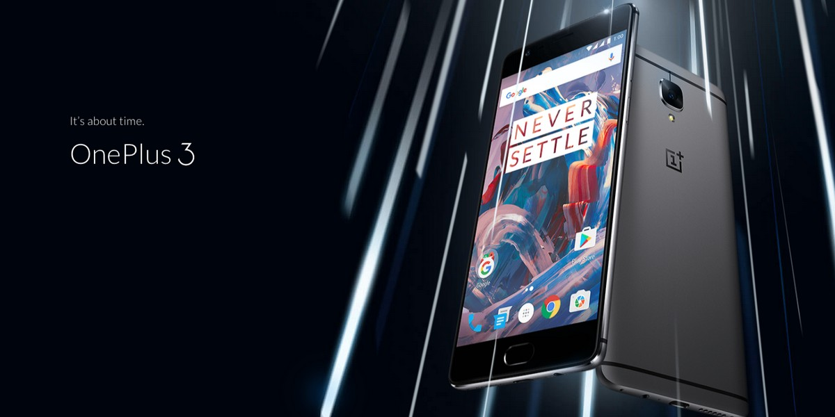 OnePlus 3 - Spec 01