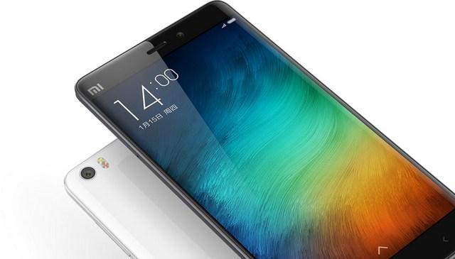Xiaomi Mi Note - 1
