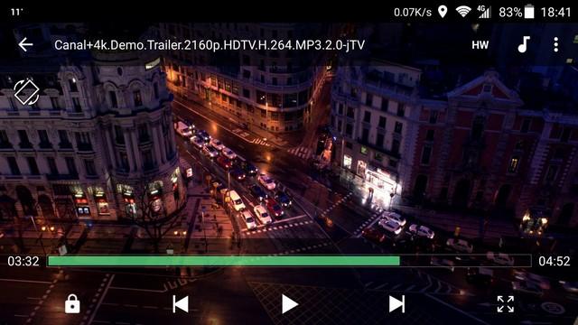 ZTE Axon Elite Review - Video 4K