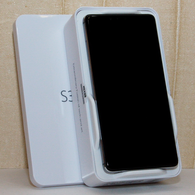Elephone S3 Review - In box