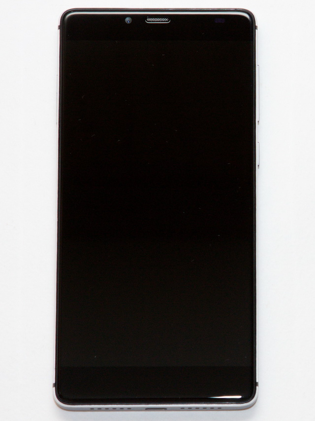 Elephone S3 Review - Face side