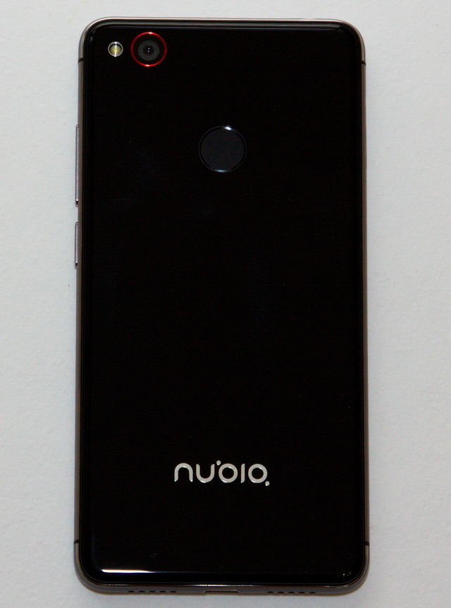 Nubia Z11 Mini Review - Back side