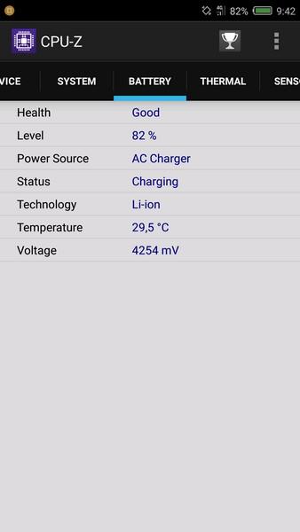 Nubia Z11 Mini Review - CPU-Z 4