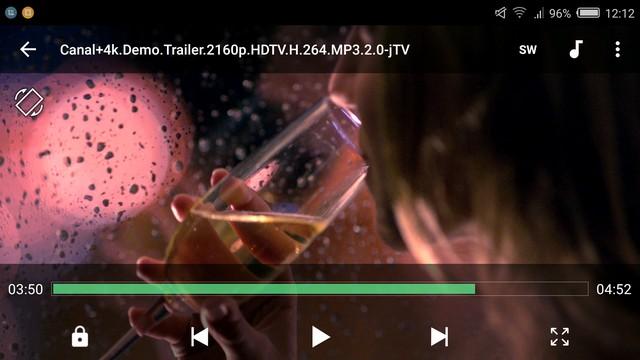 Nubia Z11 Mini Review - 4K video