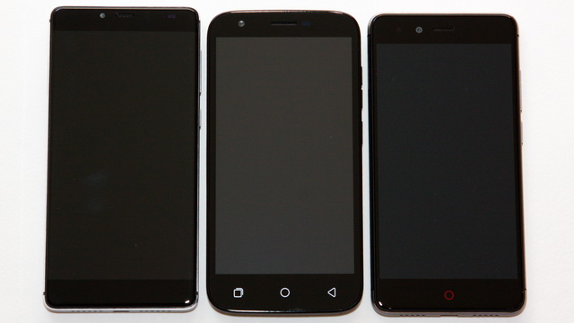 Ulefone U007 & Elephone S3 & Nubia Z11 Mini