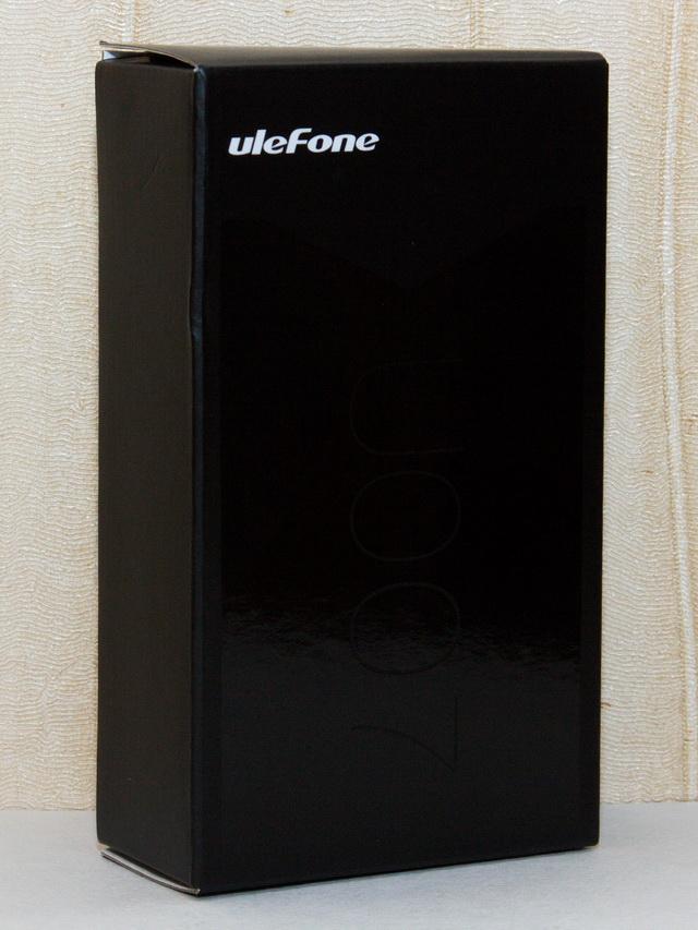 Ulefone U007 Review - Box