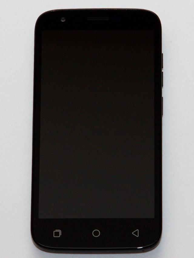 Ulefone U007 Review - Face side