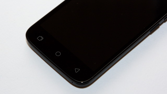 Ulefone U007 Review - Down face side