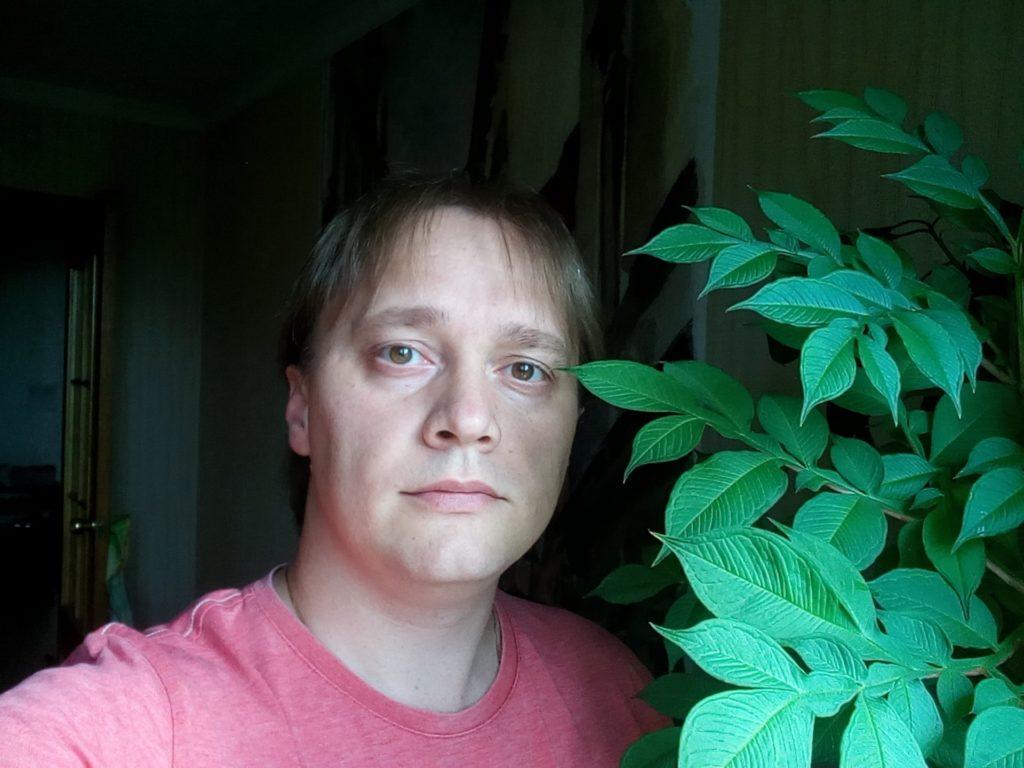 Ulefone U007 Review - Selfie