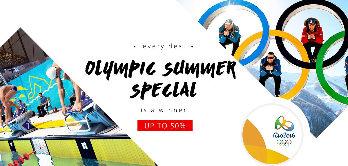 Summer Olimpic Game GearBest