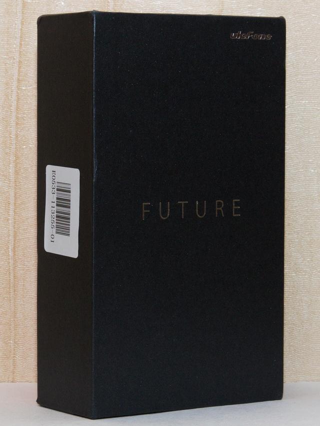 Ulefone Future Review - Box