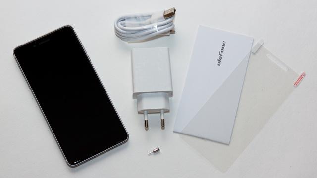 Ulefone Future Review - Accessories