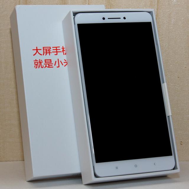 Xiaomi Mi Max Review - In box