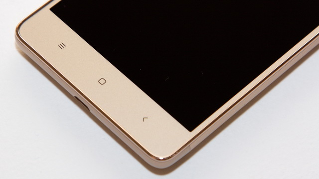 Xiaomi Redmi 3s Review - Down face side