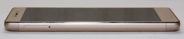 Xiaomi Redmi 3s Review - Left