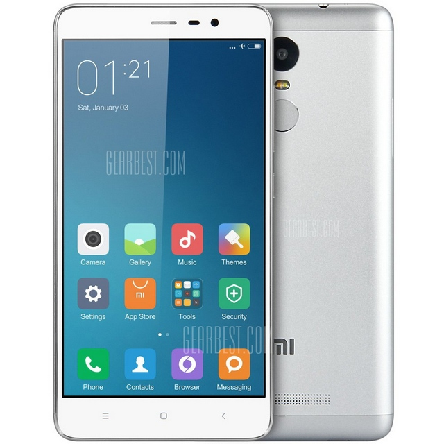 Xiaomi Redmi Note 3 GearBest