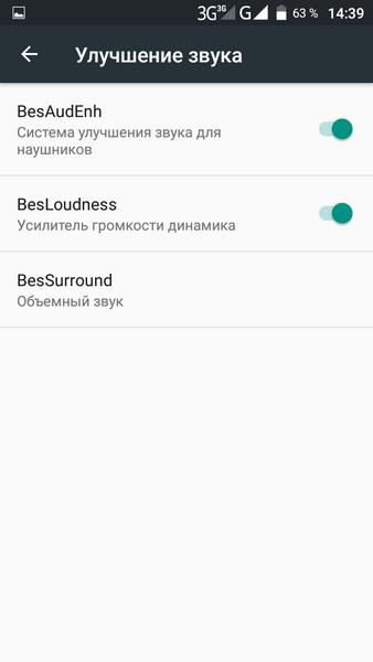 Leagoo M5 Review - Sound