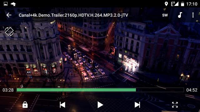 Ulefone Future Review - 4K video