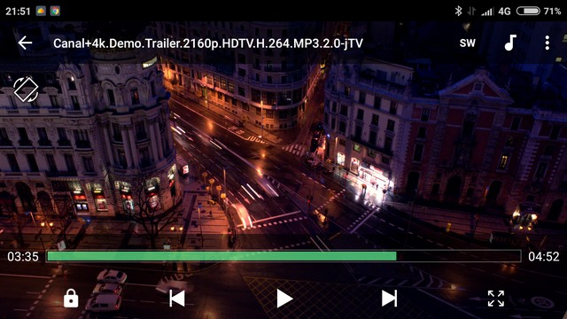 Xiaomi Redmi 3S Review - 4K video