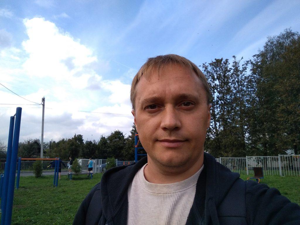 Xiaomi Redmi 3S Review - Selfie