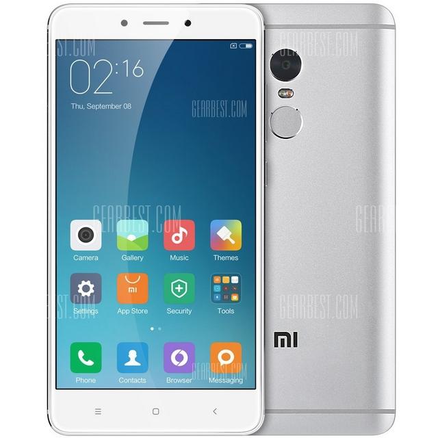 Xiaomi Redmi Note 4 GearBest