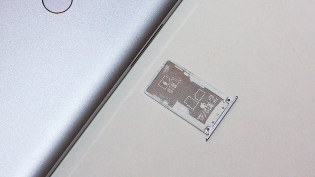 Xiaomi Redmi Note 4 Review - SIM