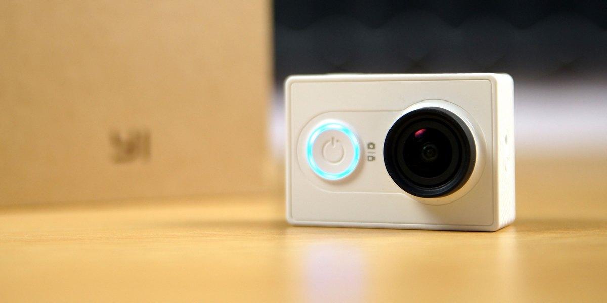 Upgrade Xiaomi Yi action camera_cr