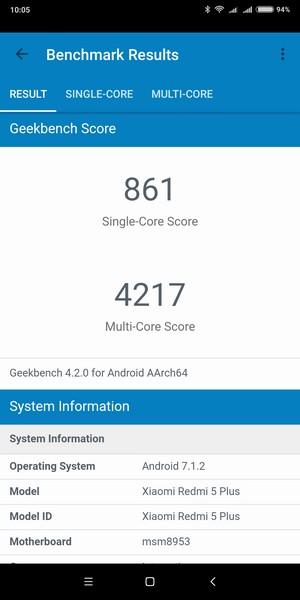 Xiaomi Redmi 5 Plus Review - 16