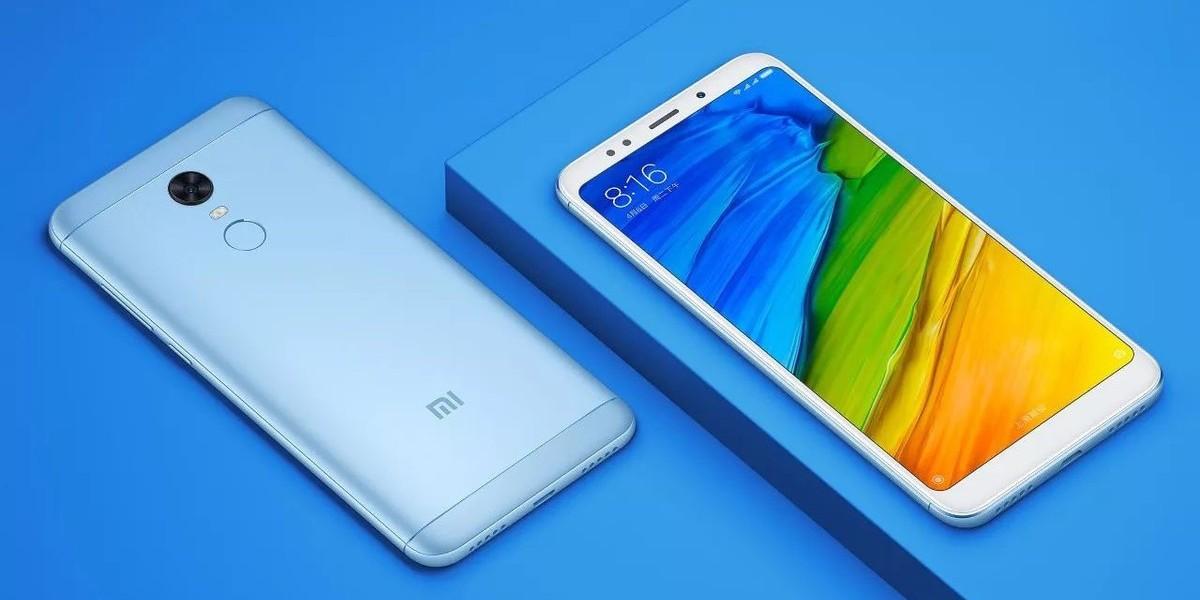 Xiaomi Redmi 5 plus 2