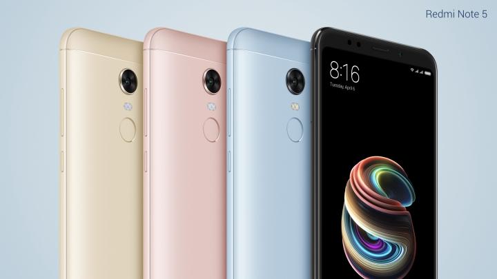 Xiaomi Redmi Note 5 - 02
