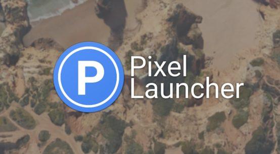 Pixel Launcher 3